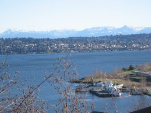 A Sunny Day In Seattle--coming your way soon!